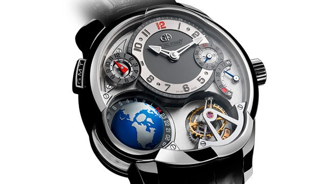 Greubel Forsey's GMT Watch Puts the Whole World on Your Wrist