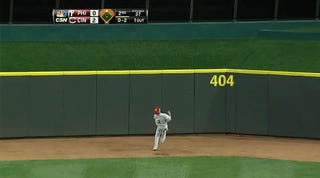 Ben Revere Mostly Makes Incredible Catches. Mostly.