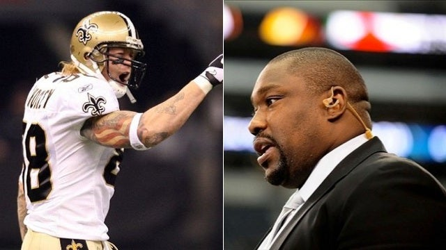 Warren Sapp Says He's Not A Reporter, But He Is Willing To Fight Jeremy Shockey
