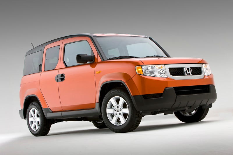2009 Honda Element Revealed, Priced Starting At $20,175