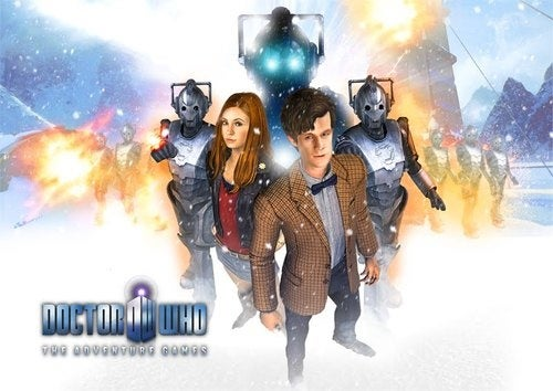 """Doctor Who """"Blood of the Cybermen"""" Gallery"""