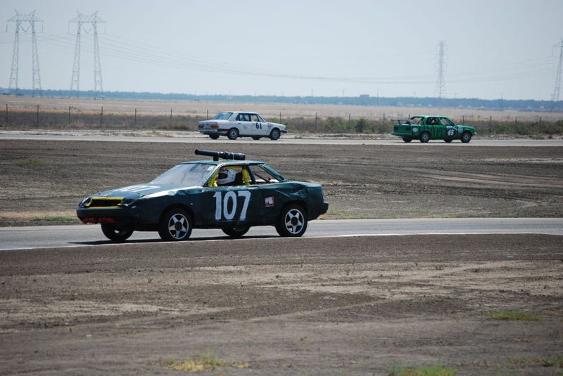 Buttonwillow Histrionics 24 Hours Of LeMons 2009 Uber Gallery Part 5