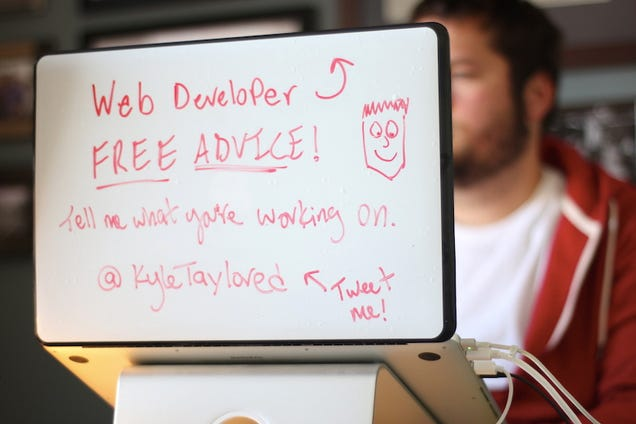 The Best Laptop Sticker Turns Your Computer Into a Whiteboard