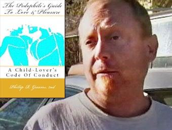 Pedophilia Guide Author Arrested