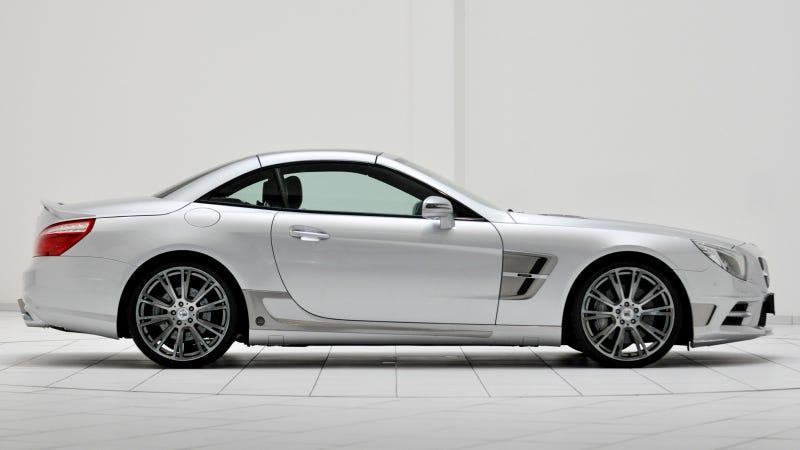 Brabus Mercedes SL: First Photos