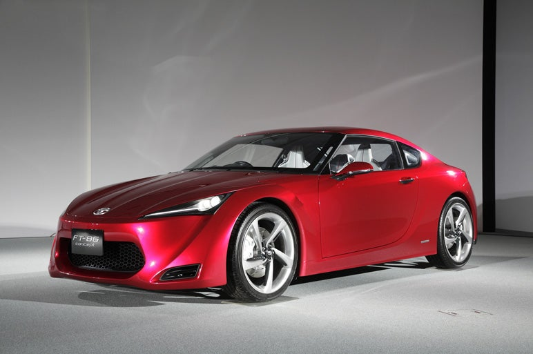 Toyota FT-86 Concept Mega-Gallery
