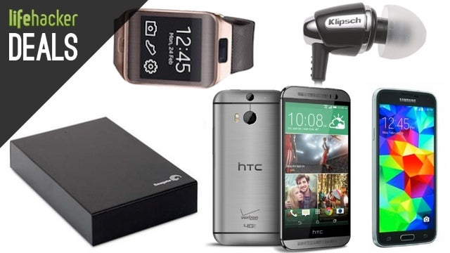 A Hard Drive For Any Occasion, New Android Phones, Klipsch Earbuds