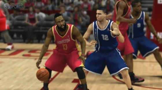 2K Sports Loads the Wrong Roster into NBA 2K13's Update
