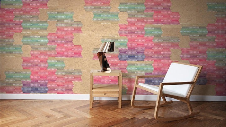 Let Your Walls Light Up the Room With LED Wallpaper