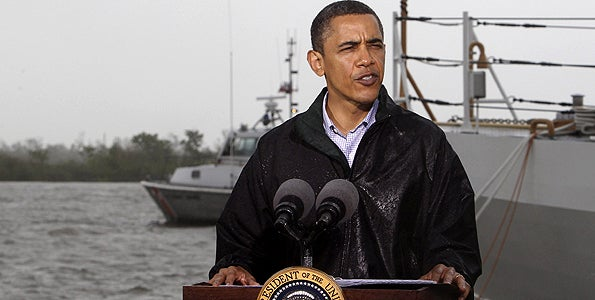 Meet the Team of All Star Scientists Obama Assembled To Fix the Oil Spill