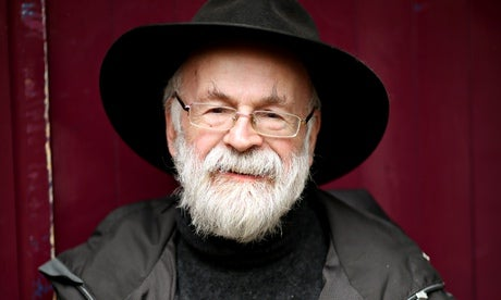 This Terry Pratchett news story is the most depressing news today
