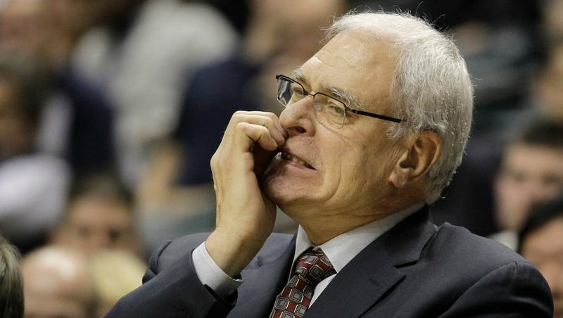 The Lakers Claim Phil Jackson Never Told Them He Wanted The Job