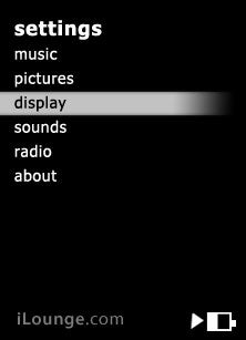 Microsoft Zune Interface Mockups