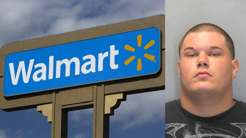 Man Threw His Semen at Wal-Mart Customer He Thought Was 'Hot'