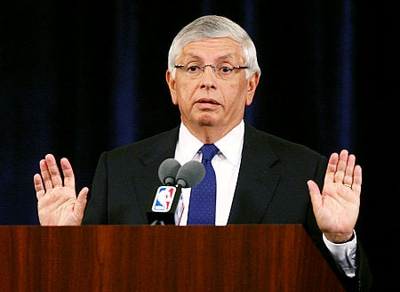 David Stern Says That Once The Season Starts, Everyone Will Forget About That Silly Little Chris Paul Trade Veto