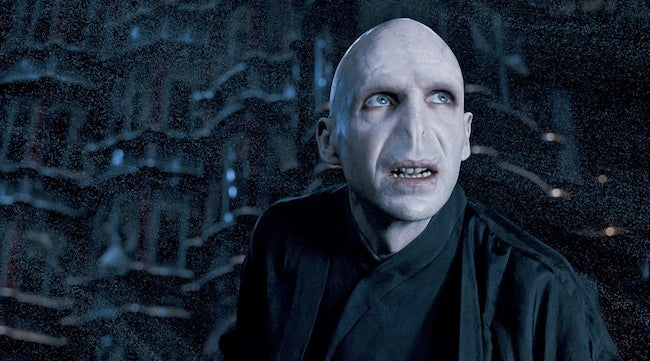 This list shows all the anagrammatic names Lord Voldemort rejected