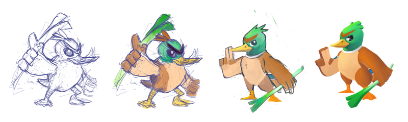 Food for Thought...Farfetch'd! Pokemon One a Day!