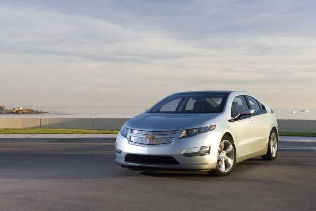 Chevy Volt Pre-Orders Start Now: $41,000 Before $7,500 Tax Credit