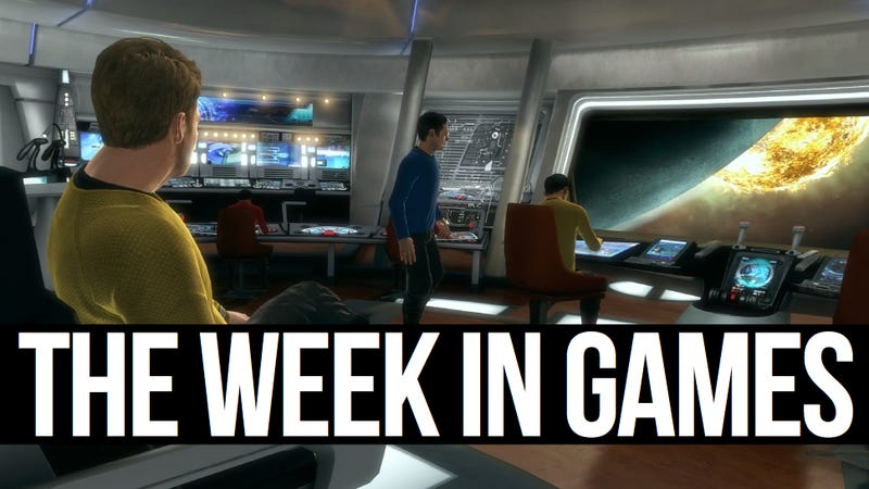 The Week in Games: Boldly Gone