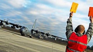 USAF's Oldest C-130 Hercules &