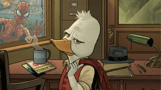 Marvel Is Bringing Howard The Duck Back! And Here's His New Look
