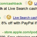 Get Notified When Live.com Offers Great Cashback Bonuses