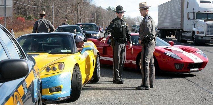 New York State Police Ticket Dozens Of Exotic Turkeys Sunday