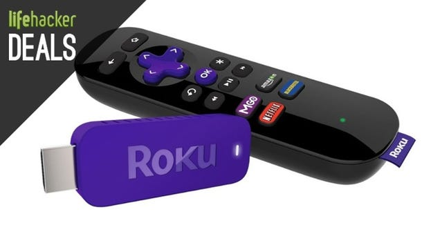 Roku Streaming Stick, Synology NAS, Dyson Handheld Vacuum [Deals]