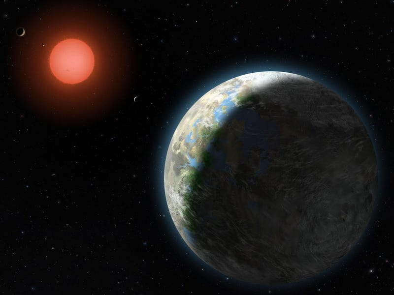 Red Dwarfs Could Host 60 billion Habitable Planets in the Milky Way