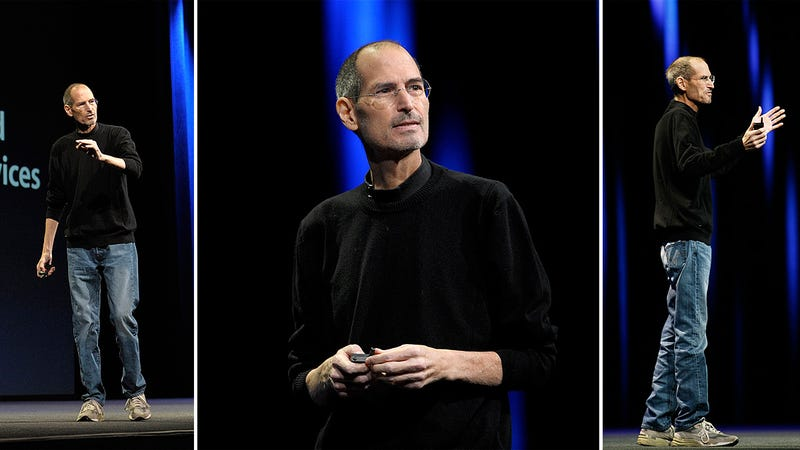 Steve Jobs, Fashion Icon?