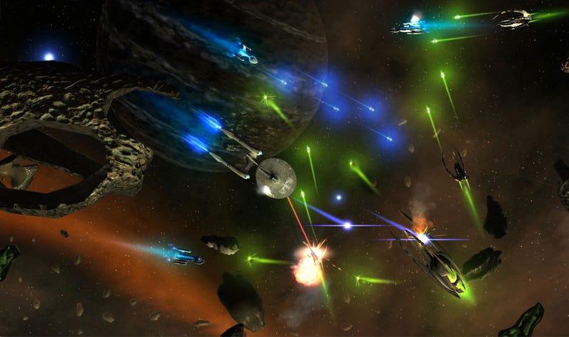 Star Trek D-A-C Boldly Goes Official