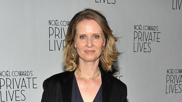 Cynthia Nixon Says Being Gay 'Is a Choice'