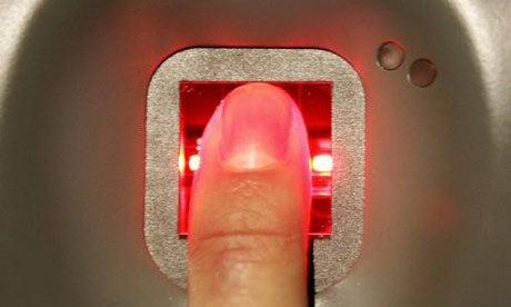 Cancer Meds Wiped Off Man's Fingerprints