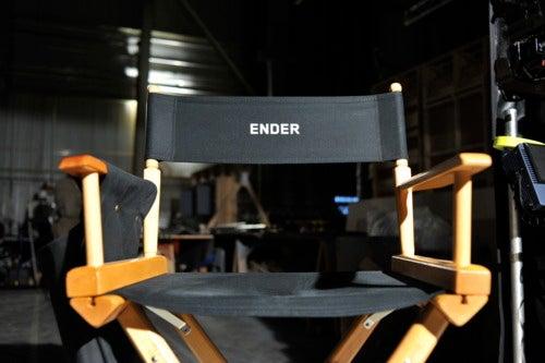 Visual Proof that Ender's Game is Underway