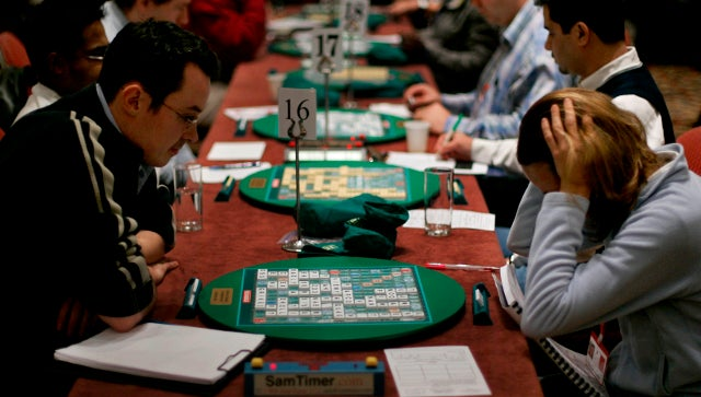 Cheating Scandal Rocks the World of Competitive Scrabble
