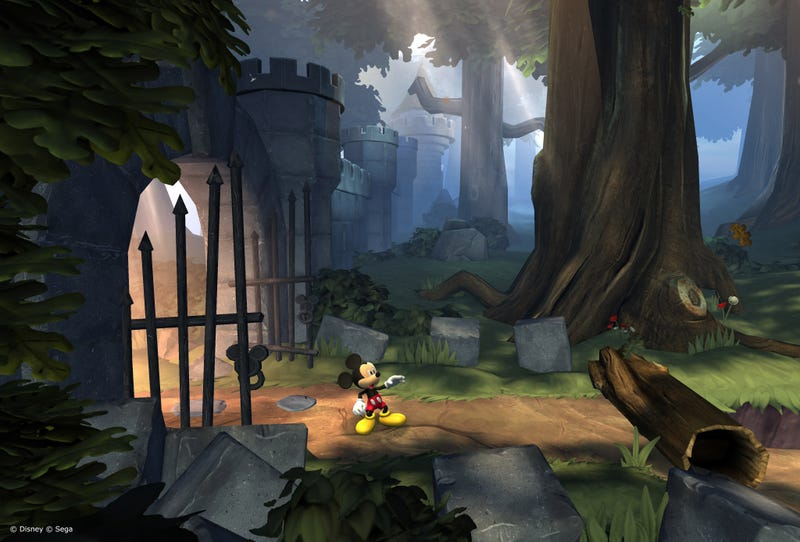 HD Re-Make of Castle of Illusion Mickey Mouse Game Coming This Summer
