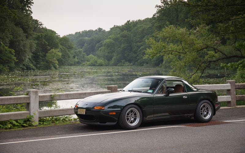 For Sale: the nicest NA Miata.... in the wooooorld /clarksonvoice