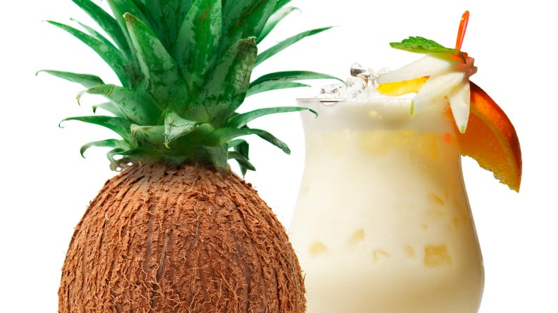 Scientists Revolutionize Pina Colada Production With Coconut-Flavored Pineapples