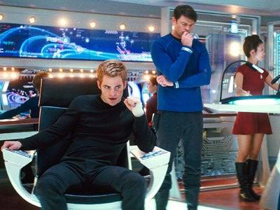 New Star Trek Movie Is Intentionally Cheesy
