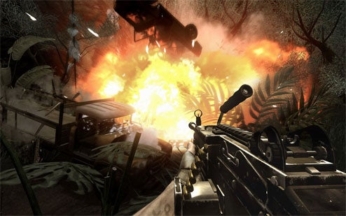 Far Cry 2 Burns Through A Million Copies