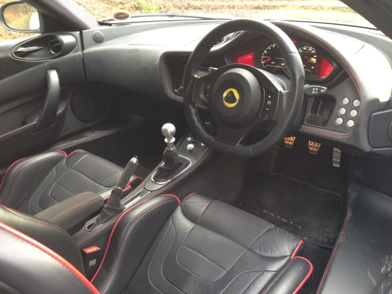 Lotus Evora S Initial Impressions And Gallery