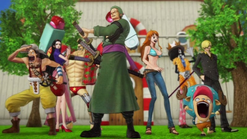 One Piece: Pirate Warriors 2 Takes a Step Forward and Another One Back