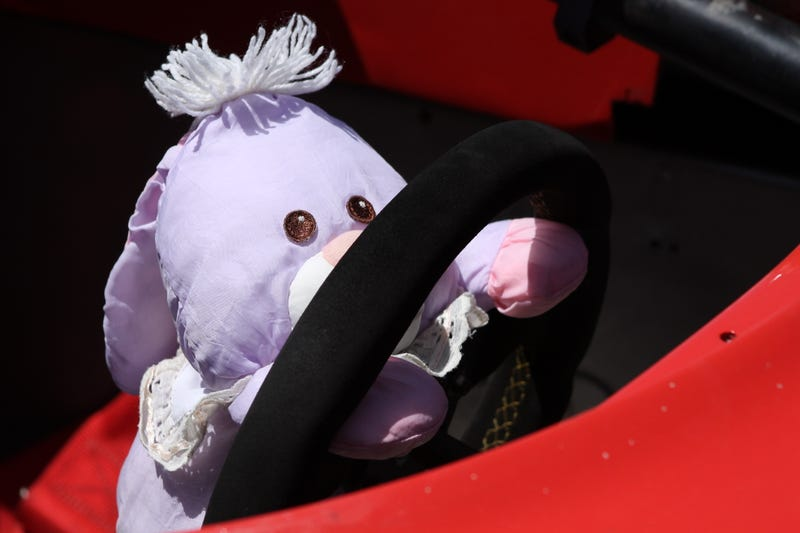How A Stuffed Bunny Taught Me How To Photograph Cars