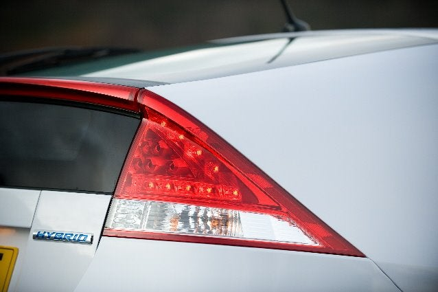 Honda Insight Hybrid: Official Euro-Spec Production Model, Unofficially