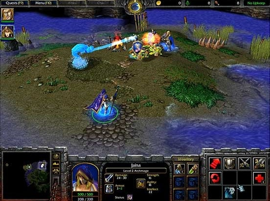 Trash-Talking Warcraft III Gamer Gets Fingers Broken In Revenge Beating