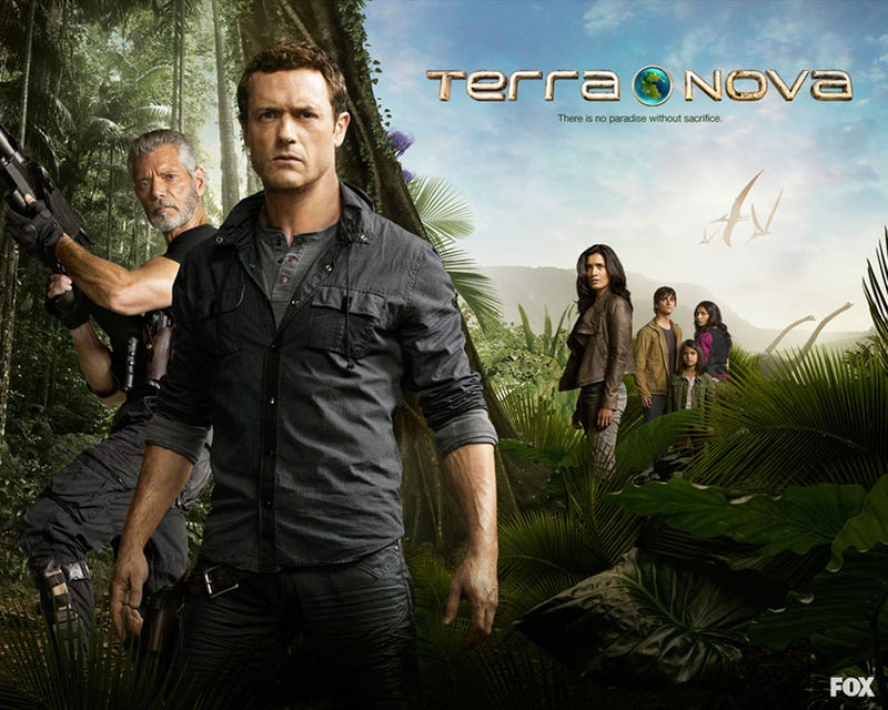 Terra Nova Episode One: Humanity is doomed!