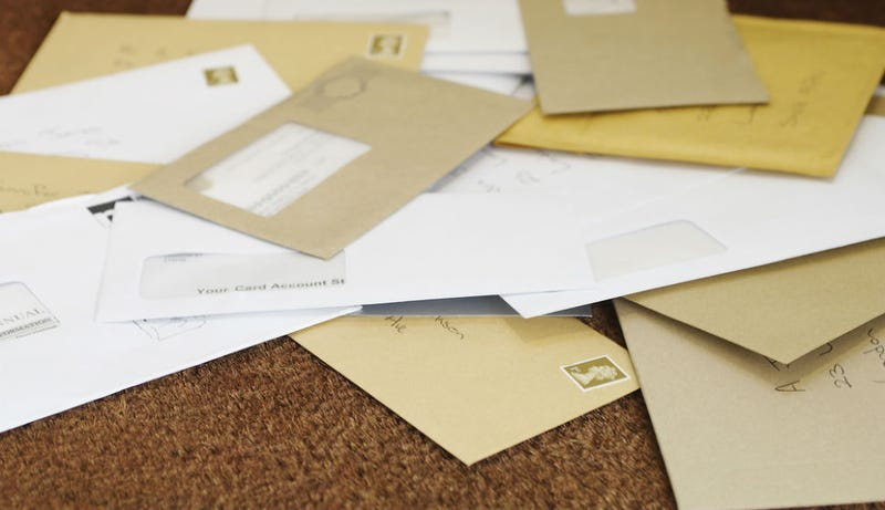 Terrible Mailman Hid More Than 44,000 Pieces of Mail in Mother's Home