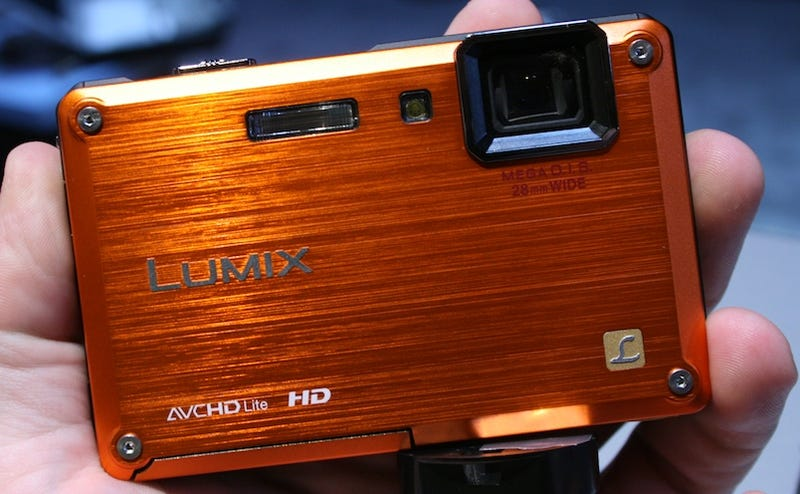 Panasonic Lumix TS1 Would Be Iron Man's Tough Camera