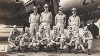"The Tale Of The B-17 ""Blind Date"" Crew"
