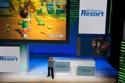 Nintendo's E3 Keynote Liveblog Archive